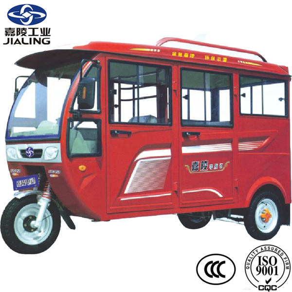 hot sales 60V1200W powerful electric passenger tricycle