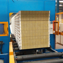 shipping container rockwool sandwich roof panel wall panel