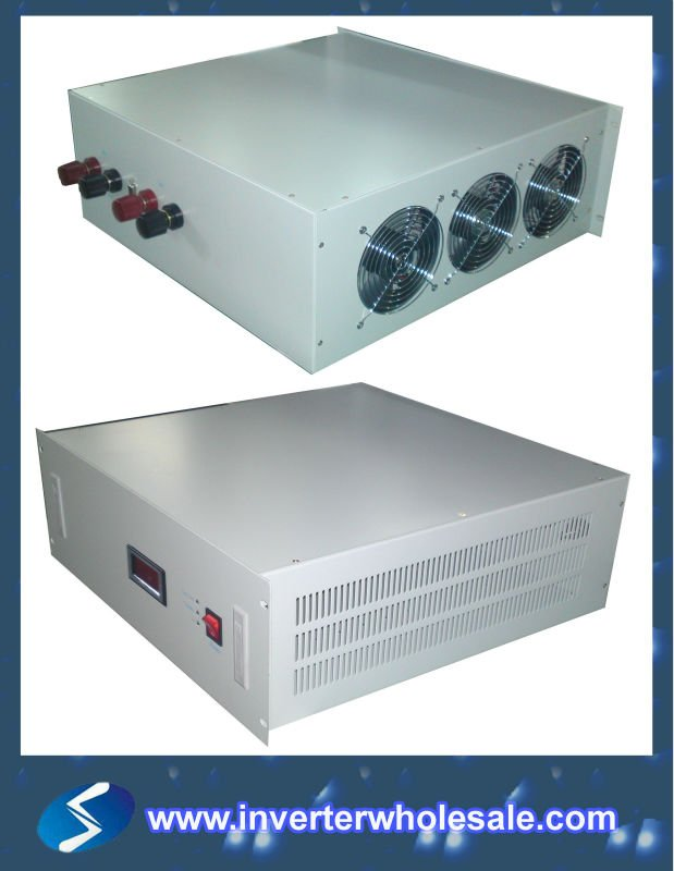 DC DC Converter 24V to 48V for the swith,computer rooms,networks and other communication equipments