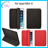 Wholesale protective tablet leather case for Ipad Mini 4,Smart cover tablet leather holster for Ipad Mini 4