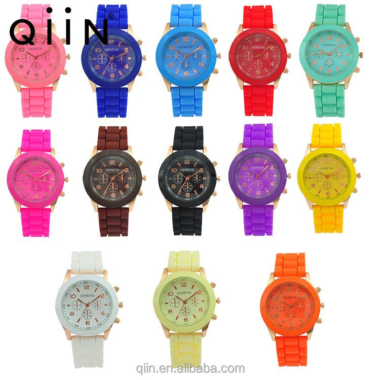 QD0143 Wholesale Geneva watches Women watches Accept Paypal