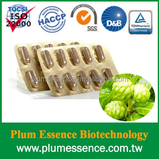 Noni Powder Capsules, Dropshipping from HACCP factory to retailers, Health Food Product