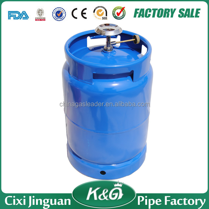 Kitchen appliances cheap empty gas cylinder price, portable camping gas cooker, outdoor lpg gas cylinder