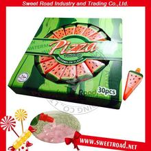 High Quality Watermelon Pizza Shaped Fruit Jelly Pudding Drink