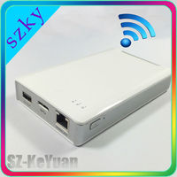 2014 Hot Sale WIFI 2.5inch External HDD Enclosure,USB3.0 HDD Enclosure