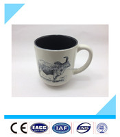 wholesale ceramic art cups,animals china mugs tea