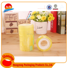 Factory Directly Wholesale Water-Proof Adhesive Carton Sealing Opp Office Stationery Tape