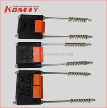 KOMAY power rail End tension & power in for crane & hoist
