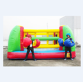 inflatable boxing rings/wrestling rings with big gloves A6002