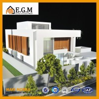 construction & real estate abs miniature model houses