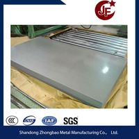 Hot rolled aluminium- zinc alloy coated steel coil corrugated roofing sheet