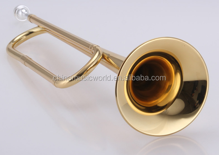 Afanti Music Gold Lacquer Trumpet (ATR-170)
