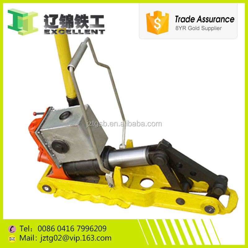 YQ/250 High quality low price type 25T railway small portable hydraulic jack