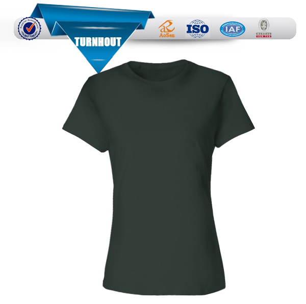 OEM Top quality cheap price sports 100% polyester v-neck t-shirt