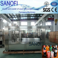 Automatic Carbonated Soft Drinks Plant, 3 IN 1---FAMOUS ELECTRIC SYSTEM