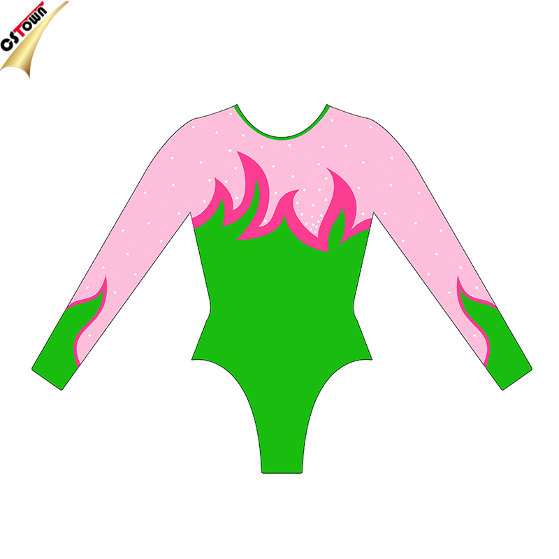 Children wholesale dance wear leotards gymnastics