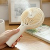Portable Fan Air Cooler Fan Handheld USB Charging Mini Fan Spray Water