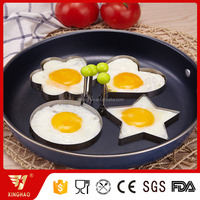 Hot Selling Kitchen Accessories Egg Tool Egg Ring with Different Shapes