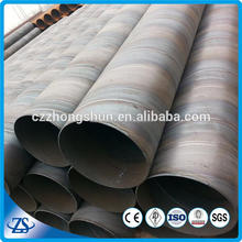 API 5L PSL2 X42 28 inch welded spiral steel tube for oil and gas made in China
