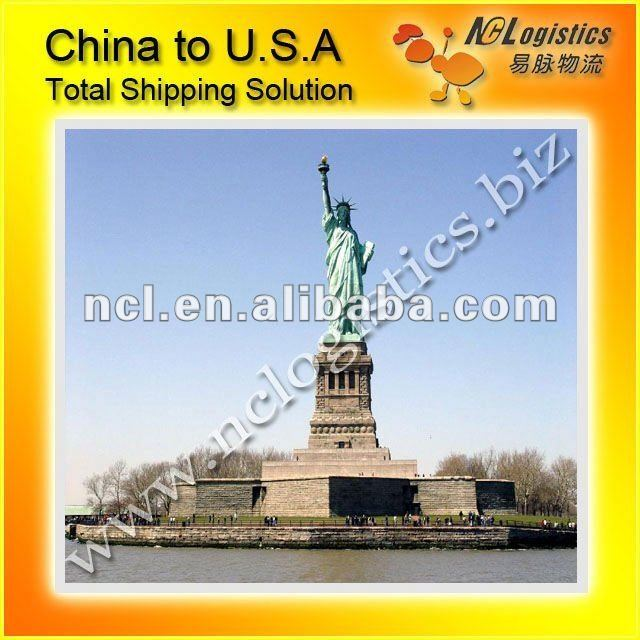 International shipping from Guangzhou to Fort Wayne,Indiana