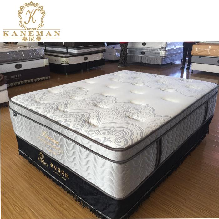 13 inch high spring mattress compress package wholesale price - Jozy Mattress | Jozy.net
