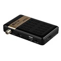 TIger star E400 mini + DVB -S2 hd 1080p support 3G,USB WIFI ,and with LAN