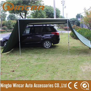 Water proof Car Side sunshade awning