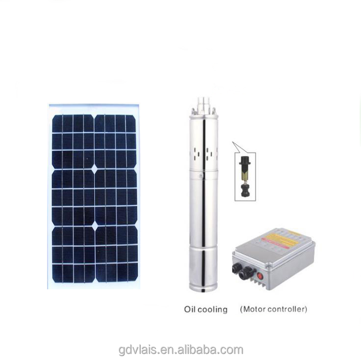 2017 High quality solar water pump system provide Factory price