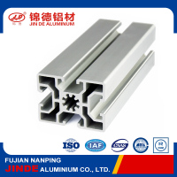 European hot sale 6063 T5 t-profile aluminium