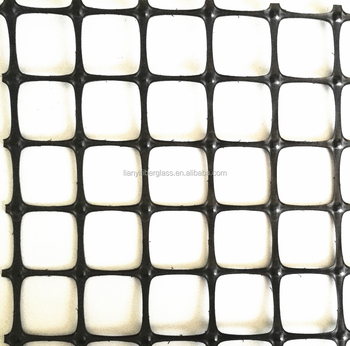 15-50 kN/m PP Biaxial Geogrid BX Geogrid for subgrade stabilization