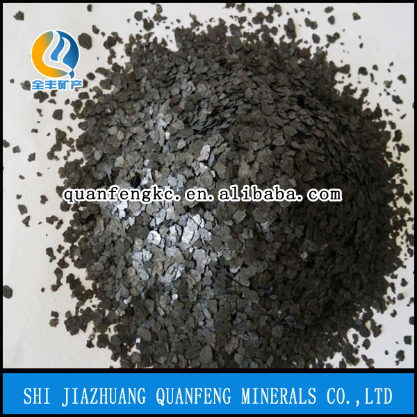 applied in welding rod mica/mica fragment/natural mica