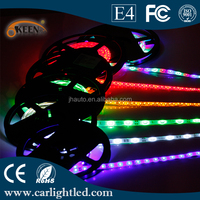3528 600SMD 24W Flexible Led Strip Light CE ROHS RGB Solar Powered Led Strip Lights