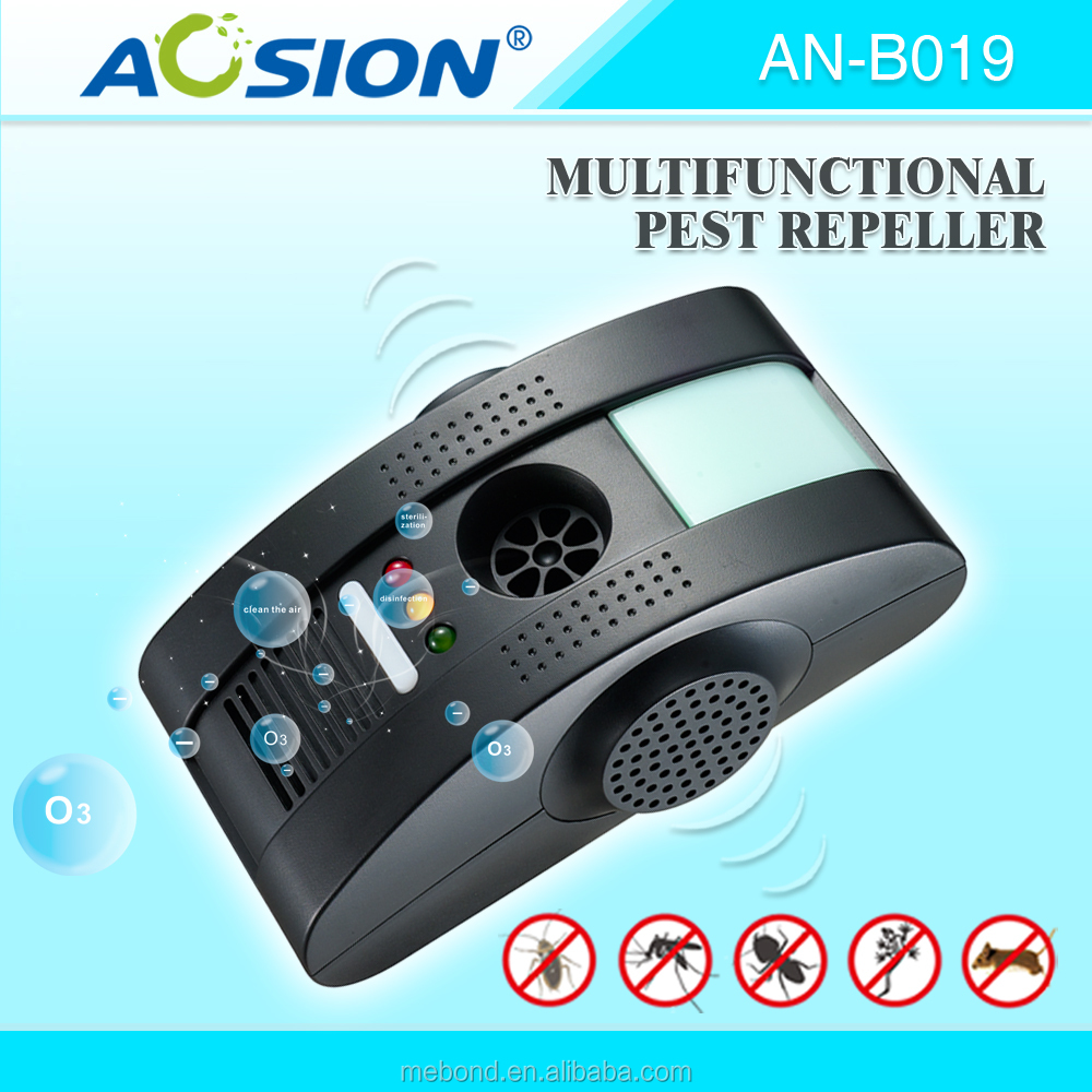 air purifier&multifunctional insects/scorpions repeller