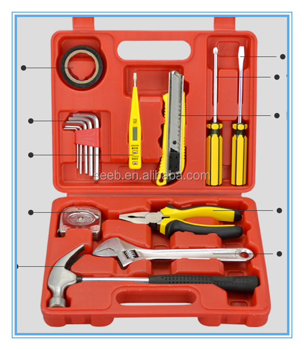 2015 high quality electric proskit hand tool box set