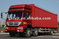 sinotruck New Huanghe 6x2 lorry