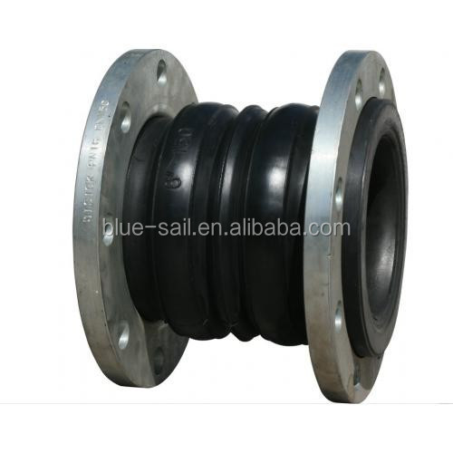 Molded Rubber Expansion Joints Absorb Movements on Piping Systems