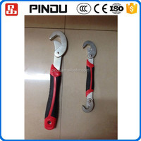 adjustable small combination super ratchet snap'n grip wrench knife sets