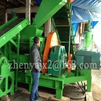 Waste tyre fine rubber powder grinding mill