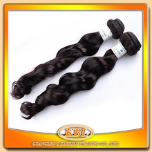 Guangzhou Raw virgin unprocessed Tangle Free paris hair extensions