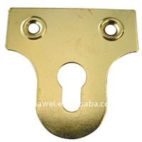 glass plate bracket JW-brass solar roof hook