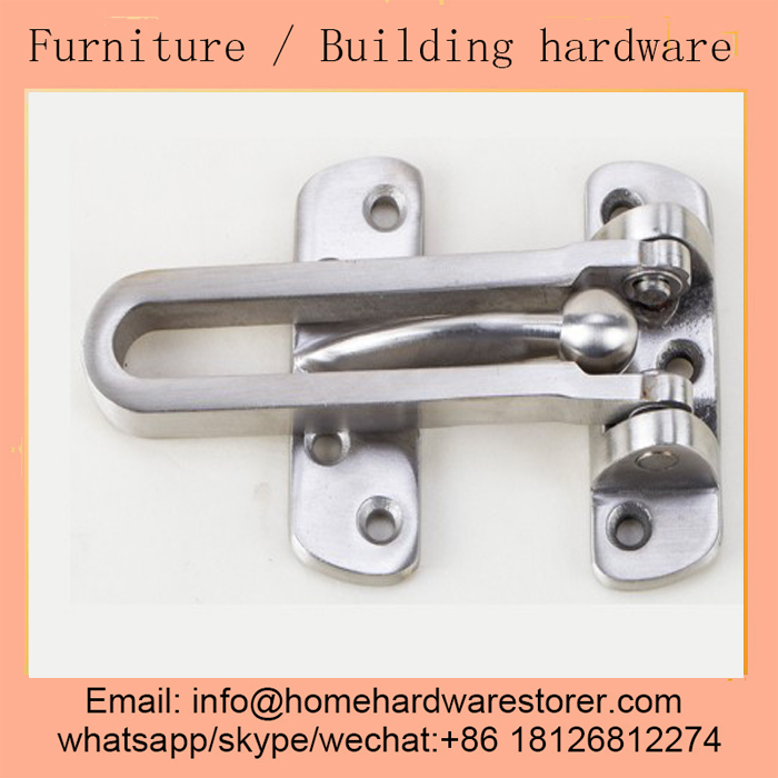hight quality vertical flat door latch slide bolt