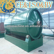 green tech and non-pollution waste plastic recycling equipment