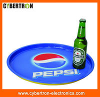 plastic round bar tray