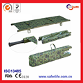 High Load Bearing High quality Camouflage Easy To Carry Handbag Military Foldaway With Outrigger Stretcher