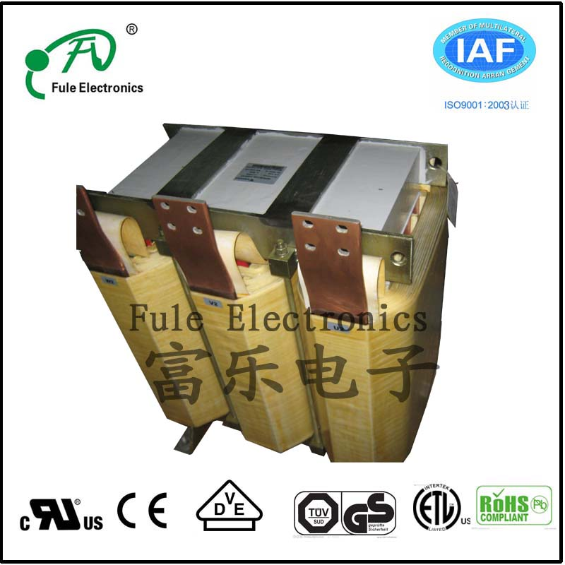 300KVA Three Phase low frequency Power Transformer