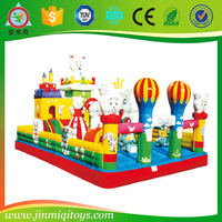 JMQ-P130E 2016 playground inflatable cheap,indoor inflatable playground equipment,inflatable bounce-outdoor playground equipment