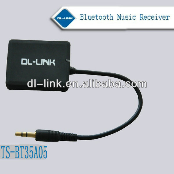 Hot New Products for 2014 Long Range 3.5mm Bluetooth Receiver and Transmitter Support HI-FI Audio System