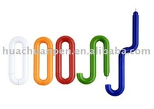 promotional ring like O shape circle pen