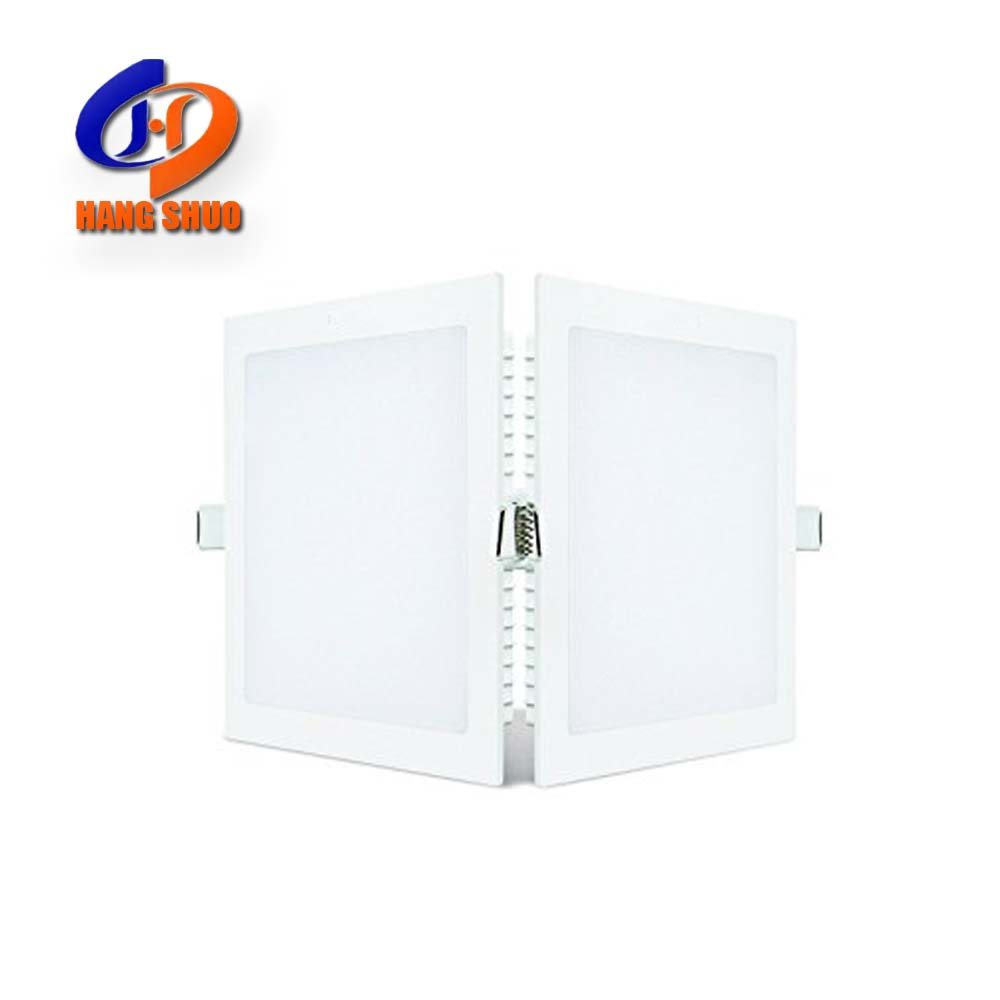 Hot Selling Wholesale Recessed Light 12W Downlight 3W 6W 9W 18W 24W Slim Round Square Led <strong>Flat</strong> Ceiling Panel Light From China