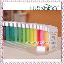 100g cartridge wax with many flavors for hair removal